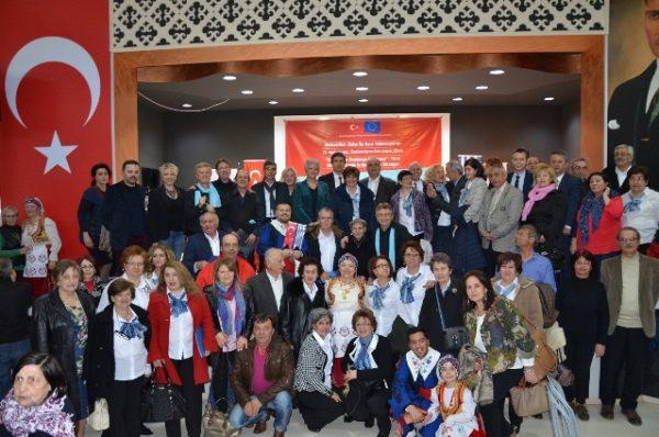 İki Yakanın Mübadilleri Çatalca'da Buluştu