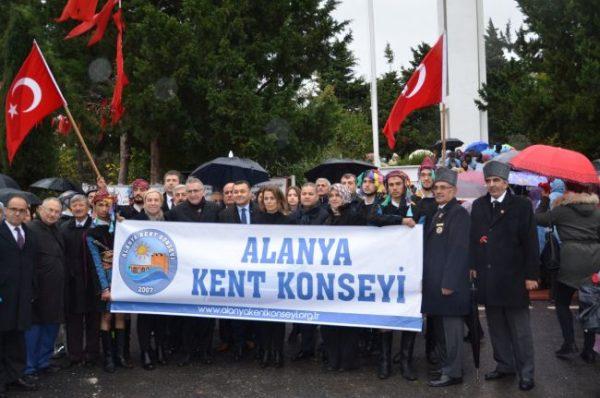 Balkan Şehitleri Anıldı
