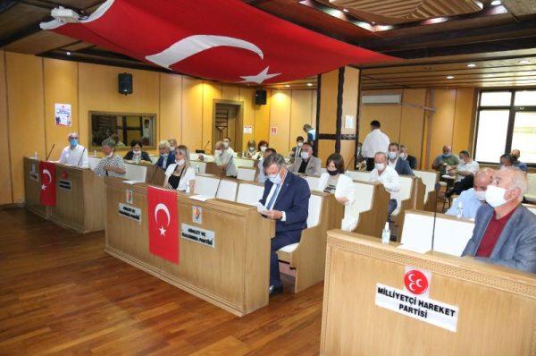 CHP ÇATALCA MECLİS ÜYELERİ SORU ÖNERGESİ VERDİ
