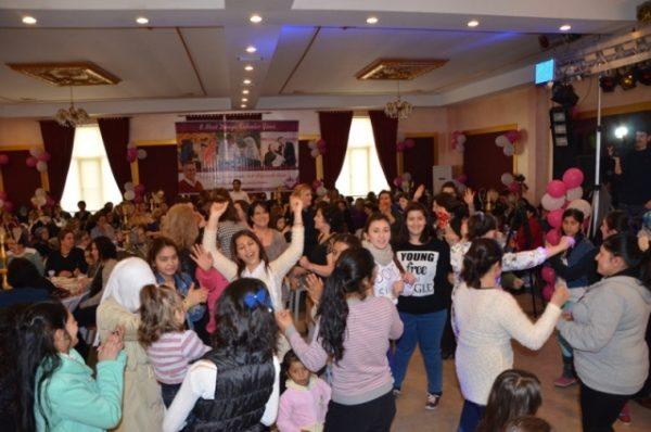 Çatalca Belediyesi 8 Mart'ta Kadınları Ağırladı