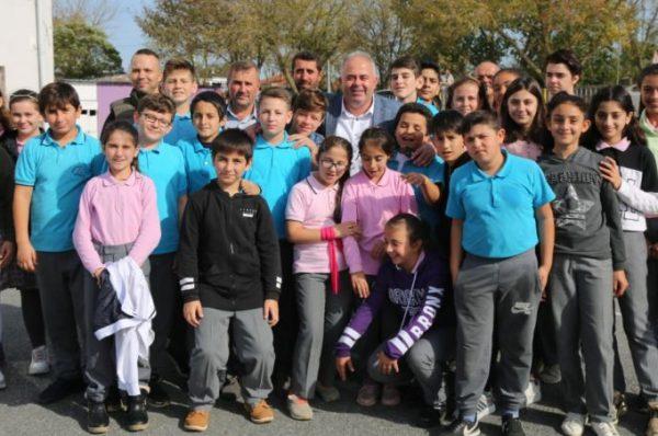 Başkan Mesut Üner Mahalle Ziyaretlerine Devam Ediyor